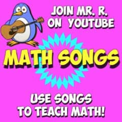Join Mr. R. on YouTube