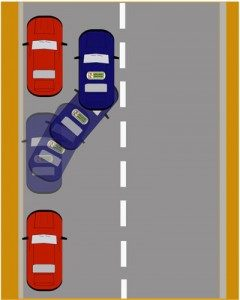 Parallel parking 1