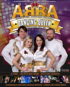 Tributo ABBA Dancing Queen