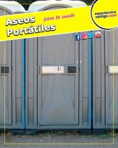 Aseos-Portatiles