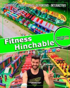 Fitness Hinchable