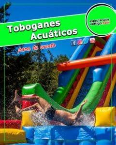 Toboganes Acuaticos