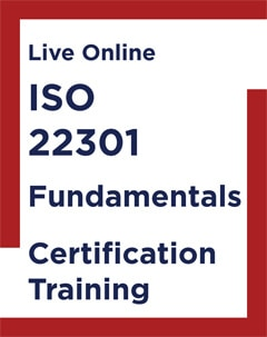 ISO 22301 Fundamentals Training