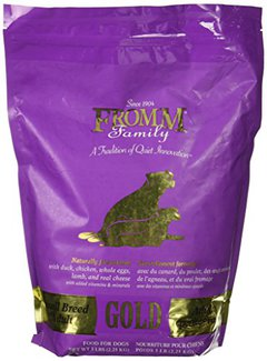 Fromm Family Gold adult small breed dry dog food for sale review