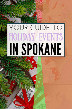 holiday events in Spokane