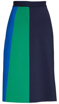 Tory Sport knit skirt | 40plusstyle.com
