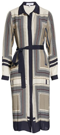 Reiss shirtdress | 40plusstyle.com