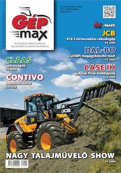 GÉPmax – 2014-09 – szeptember