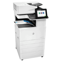 HP Colour LaserJet Managed E77830dn Right View web