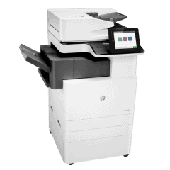 HP Colour LaserJet Managed E87650dn Right View web