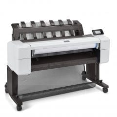 HP DesignJet T1600 Dual Roll 36-Inch Printer Right Facing
