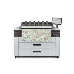 HP DesignJet XL 3600 Dual Roll PostScript 36-Inch Multifunction Printer Front