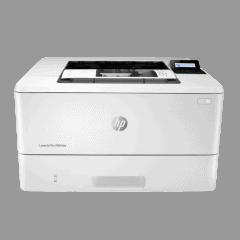 HP LaserJet Pro M404dw Front View web