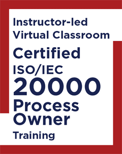 Certified ISO-IEC 20000 Process Owner