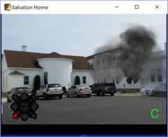 Multi Family Residence Fire Simulator