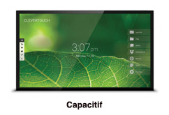 ecran-interactif-tactile-android-clevertouch-capacitif