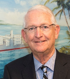 Rick Murrell, SVP Managing Director, Saltchuk Resources and Chairman Tropical Shipping an American Caribbean Maritime Foundation Honor
