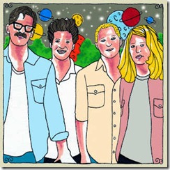 Country Mice - Daytrotter Studio