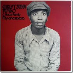 CHRISSY ZEBBY TEMBO, My Ancestors