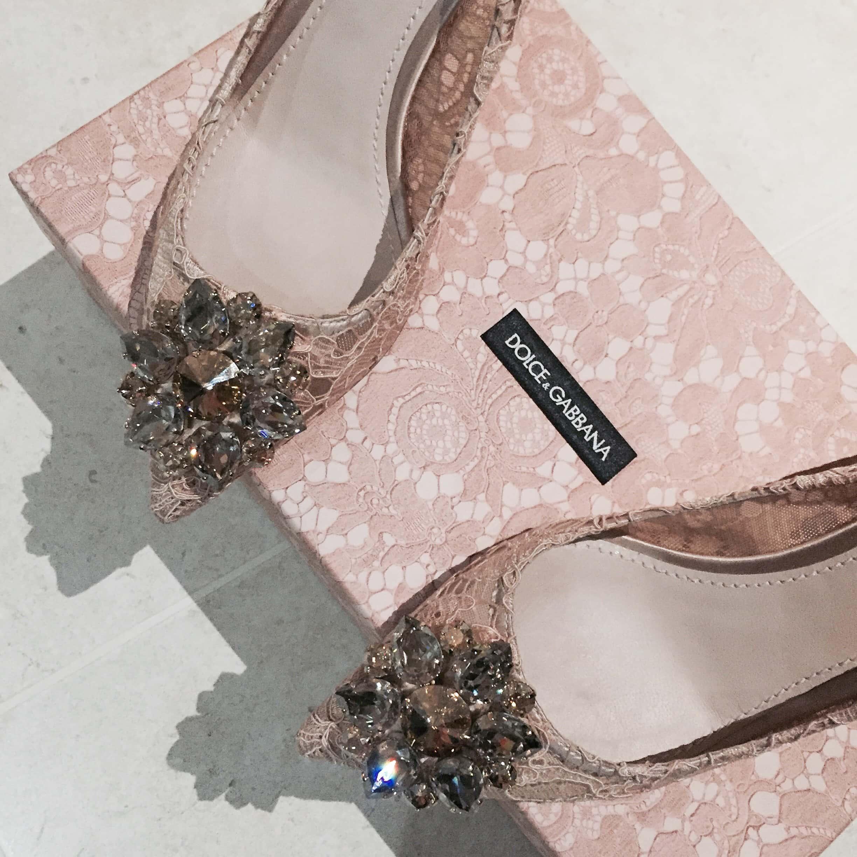 Dolce&Gabbana Rainbow Lace Collection