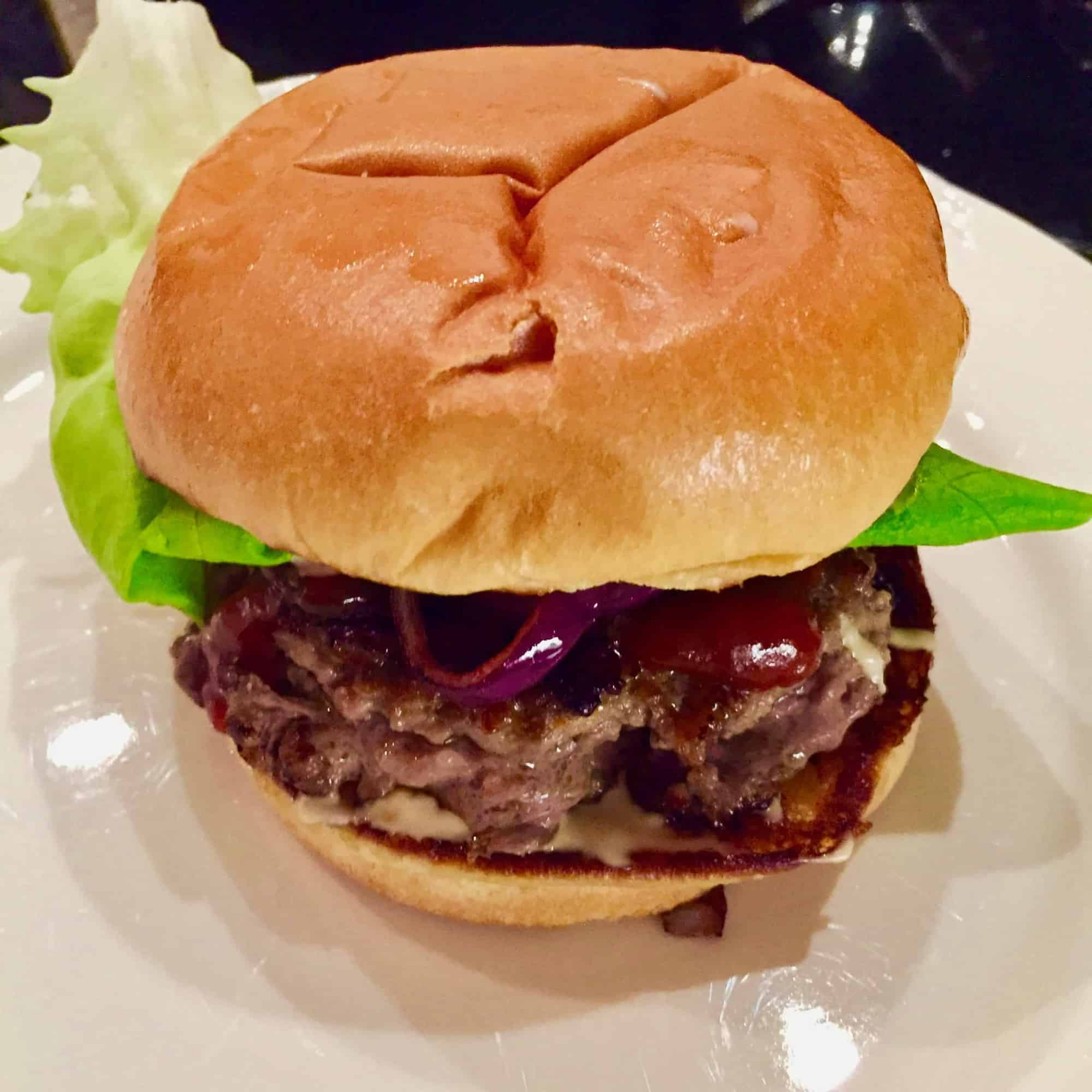 Back to the Philippines for New York's Best Burger!  The Chori Burger