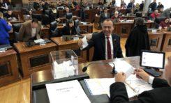 Eligen Diputados a dos Magistrados Provisionales