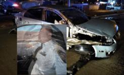 Agente Municipal que murió en accidente también era paramédico