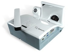 Speechi interactive video projectors