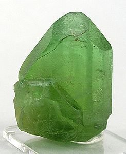 piedra olivino
