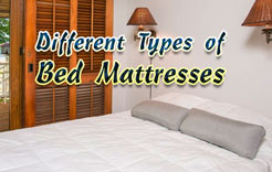 Photo of Different Types of Bed Mattresses
