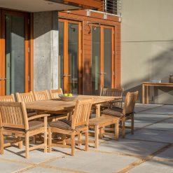 Outdoor Teak Dining set