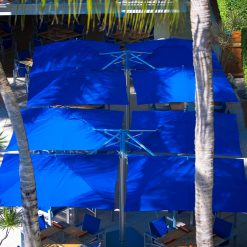 Tuuci Shade Pod, Commercial - Blue