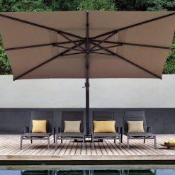 Jardinico JCP.401 Umbrella, Pool Side, Commercial