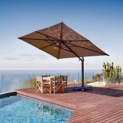Jardinico JCP.410 Large Umbrella, Commercial Comfort