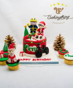 Christmas/ New Year cakes