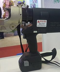 Kìm bấm đầu cốt thủy lực dùng pin TBCP 400-32 chất lượng
