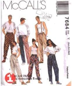 McCalls 7684 O