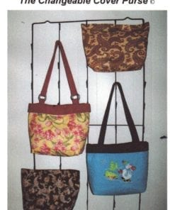 Melissa Lynne Designs The changeable Cover Purse
