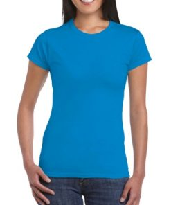 Gildan SOFTSTYLE ADULT T-SHIRT LADIES