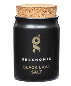 Black Lava Salz von Greenomic
