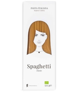 Good Hair Day Pasta Spaghetti classic von Greenomic