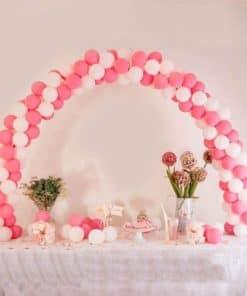 Table Top Balloon Arch