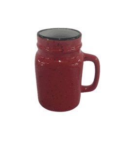 Ceramic Jar Shaped Mug