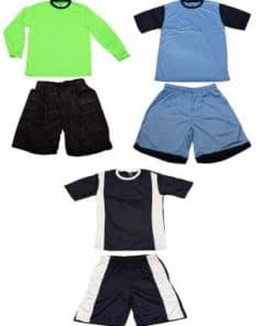 Football Kit 15 Set With Goalkeeper (Anky)