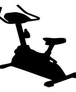 Exercise Bike Clip Art