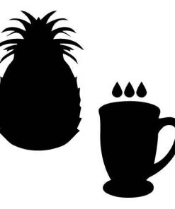 Pineapple Juice Clip Art