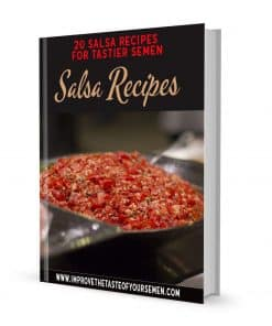 salsa recipes for tastier semen