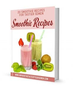 smoothie recipes for tastier semen