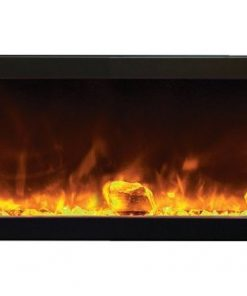 Amantii BI-40-SLIM electric fireplace