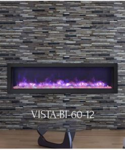 Sierra Flame Vista-BI-60-12 in-wall fireplace